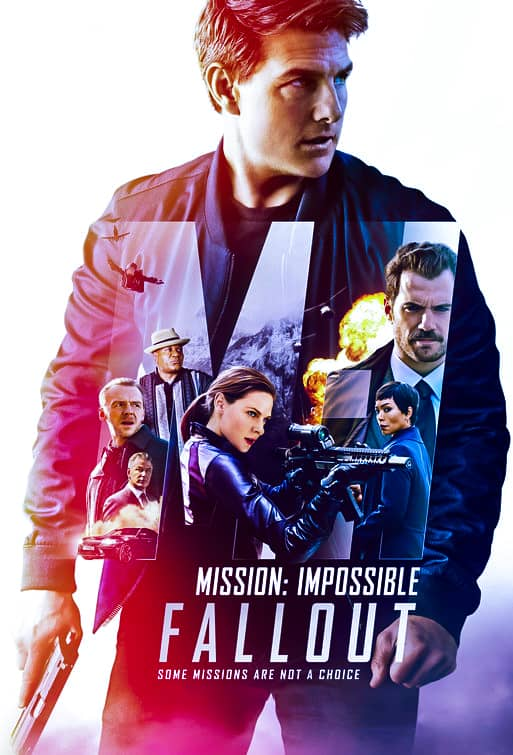 فيلم Mission: Impossible – Fallout 2018 مترجم