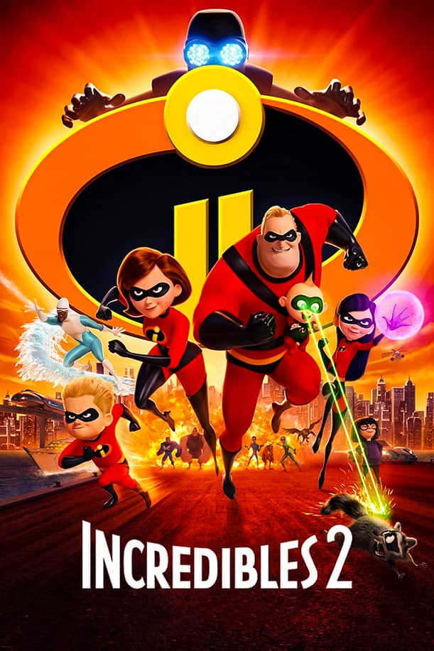 فيلم Incredibles 2 مترجم