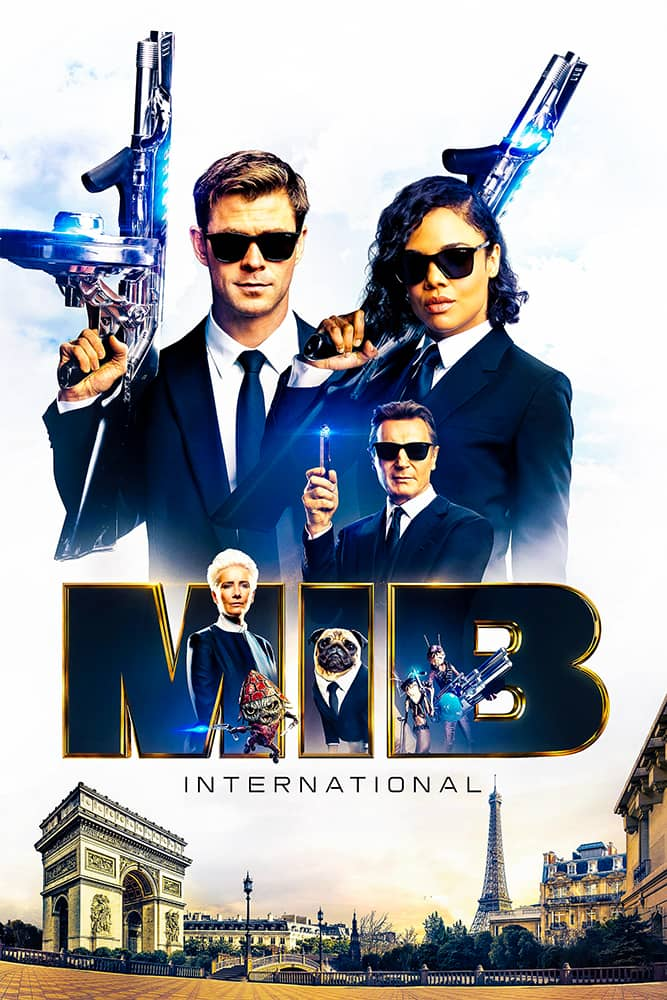 فيلم Men in Black: International 2019 مترجم