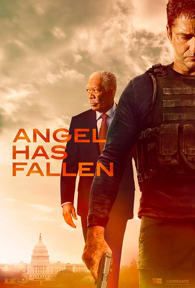 فيلم Angel Has Fallen 2019 مترجم