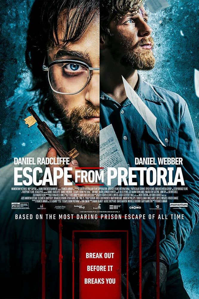 فيلم Escape from Pretoria 2020 مترجم