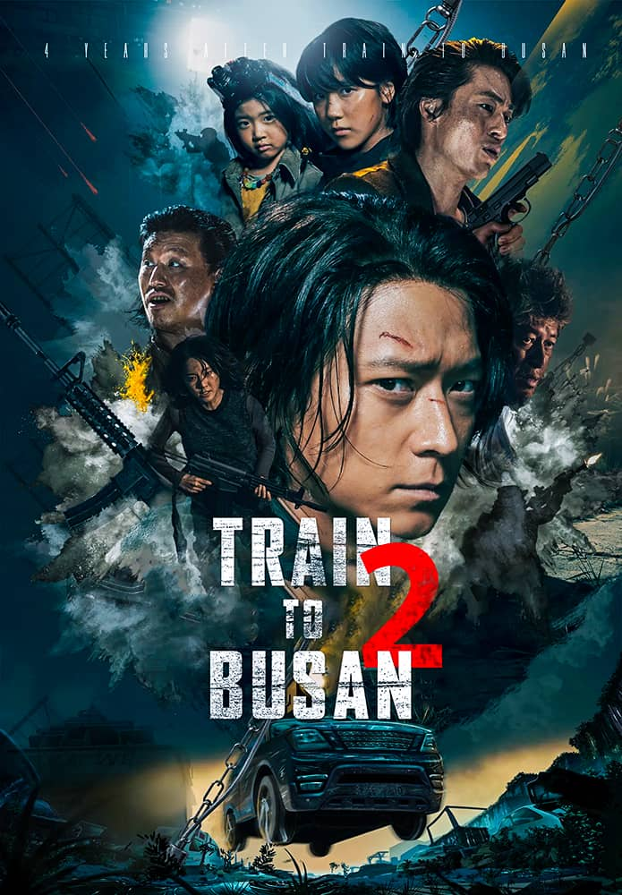 فيلم Train to Busan 2 2020 مترجم