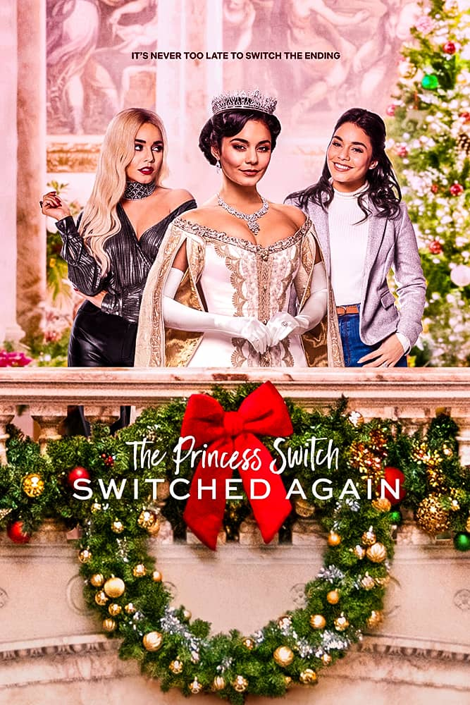 فيلم The Princess Switch: Switched Again 2020 مترجم
