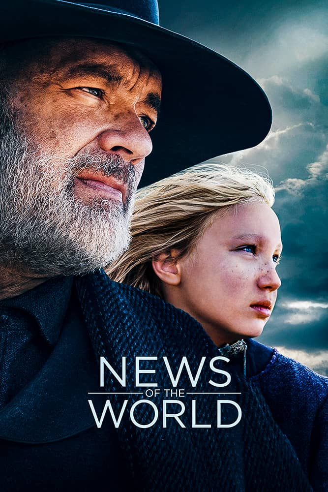 فيلم News of the World 2020 مترجم