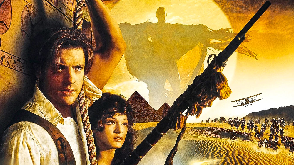 فيلم The Mummy 1999 مترجم