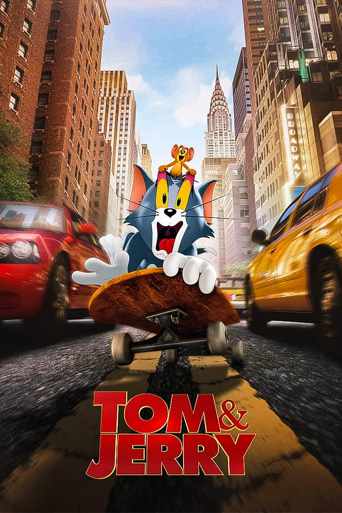 فيلم Tom and Jerry 2021 مترجم