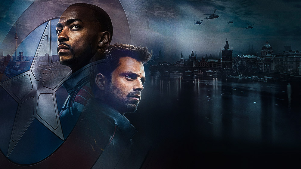 مسلسل The Falcon and the Winter Soldier مترجم